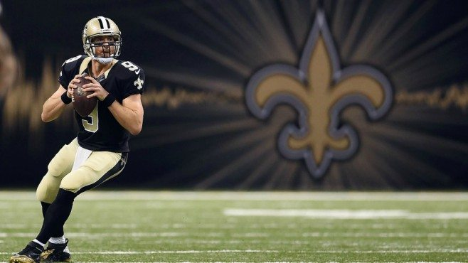 862eb0dd4 It was only a few years ago that everybody was saying that New Orleans  Saints QB Drew Brees was through as a quarterback  The fans said he had no  arm ...